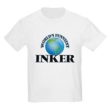 World's Funniest Inker T-Shirt