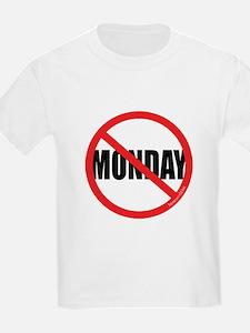 No Mondays T-Shirt