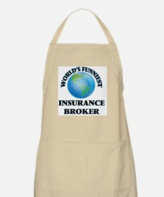 World's Funniest Insurance Broker Apron