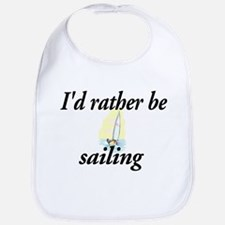 I'd rather be sailing - Bib