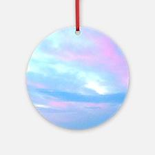 Heaven's Sky Ornament (Round)