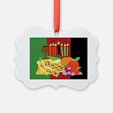 Kwanzaa Design Ornament