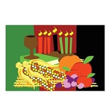 Kwanzaa Design Postcards (Package of 8)