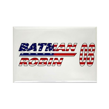 Batman for President Rectangle Magnet (10 pack)