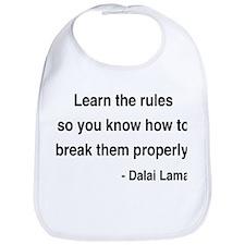 Dalai Lama 11 Bib