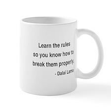 Dalai Lama 11 Small Mug