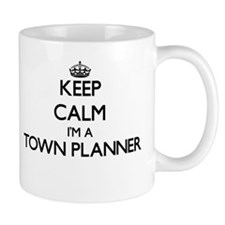 Keep calm I'm a Town Planner Mugs