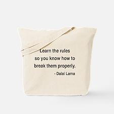Dalai Lama 11 Tote Bag