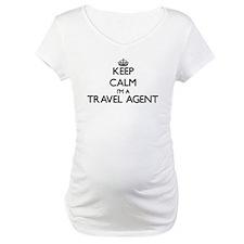 Keep calm I'm a Travel Agent Shirt