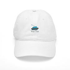 Personalizable Cruise Ship Baseball Baseball Cap