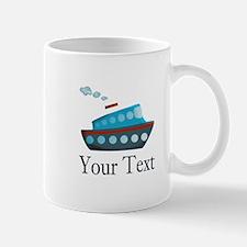 Personalizable Cruise Ship Mugs