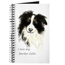 I love my Border Collie Pet Dog Journal