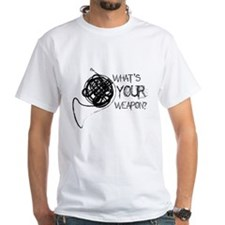 French Horn Weapon Shirt