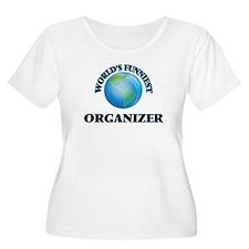 World's Funniest Organizer Plus Size T-Shirt