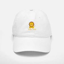 Personalizable Little Lion Baseball Cap