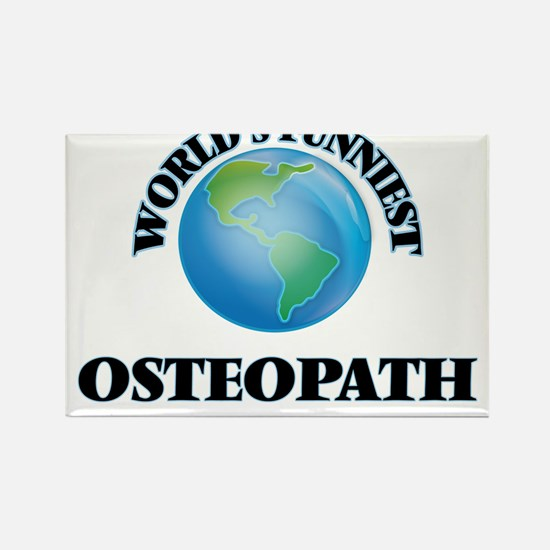 World's Funniest Osteopath Magnets