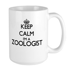 Keep calm I'm a Zoologist Mugs
