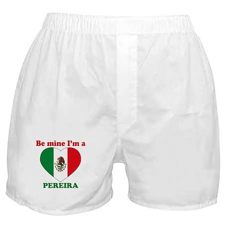 Pereira, Valentine's Day Boxer Shorts
