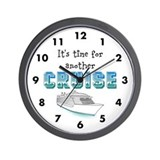 Cruise Wall Clocks