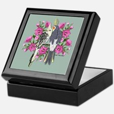 Cockatiel Mates Keepsake Box