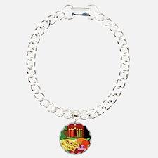 Kwanzaa Design Bracelet