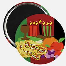 Kwanzaa Design Magnets