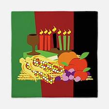 Kwanzaa Design Queen Duvet