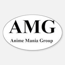 AMG Anime Manga Group Decal