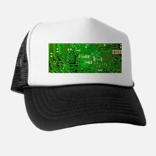 Circuit Board - Green Hat