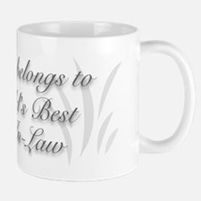World's Best Sister-In-Law Mug