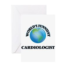 World's Funniest Cardiologist Greeting Cards