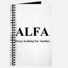 ALFA - Always Looking For Another Journal