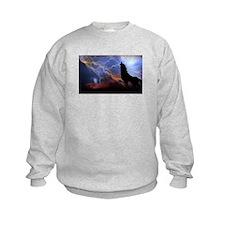 lighting wolf Sweatshirt