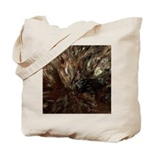Redwood Tree Root Tote Bag