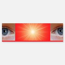 Mindfulness Meditation Aid Bumper Bumper Sticker