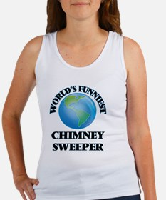 World's Funniest Chimney Sweeper Tank Top