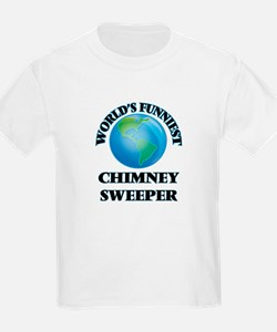 World's Funniest Chimney Sweeper T-Shirt