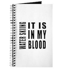 Wind Surfing it is in my blood Journal