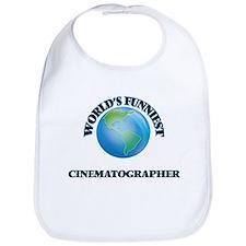 World's Funniest Cinematographer Bib