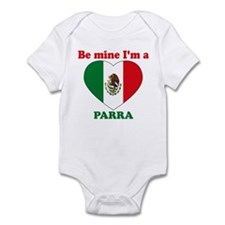 Parra, Valentine's Day Infant Bodysuit