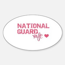 NG Wife Oval Decal