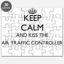 Keep calm and kiss the Air Traffic Controll Puzzle