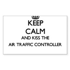 Keep calm and kiss the Air Traffic Control Decal