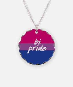 Bi Pride Necklace