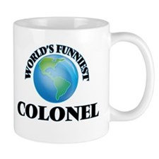 World's Funniest Colonel Mugs
