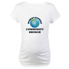 World's Funniest Commodity Broke Shirt