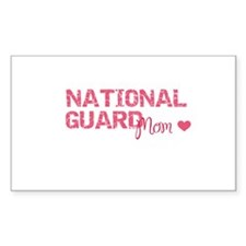 NG Mom Rectangle Decal