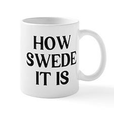 How Swede Mug