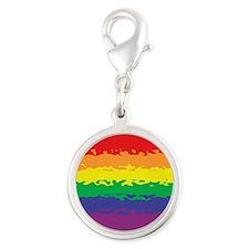 Rainbow Ripple Charms