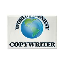 World's Funniest Copywriter Magnets